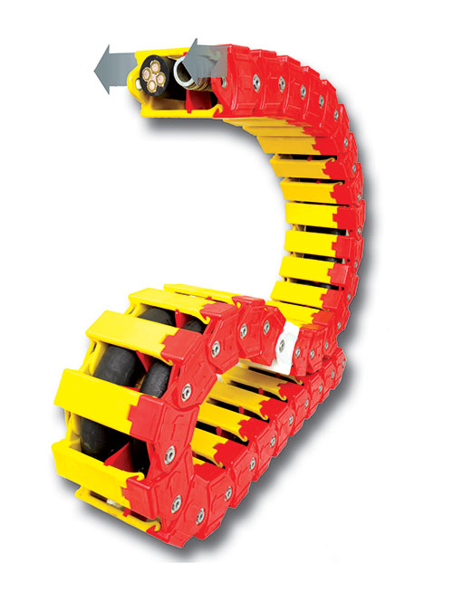 ACT SCORPION TWIN-PULL Cable and Hose Handling and Protection System